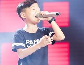 """Cậu bé khán giả trở thành """"chiến binh"""" của Bảo Anh – Khắc Hưng"""