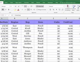 Học tin học Excel: Thủ thuật copy sheet trong cùng một workbook nhanh chóng nhất