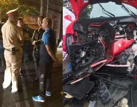 Tai nạn siêu xe tiền tỷ, va chạm kinh hoàng liên tục đến với sao Việt