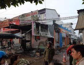 Cửa hàng hoa cháy lớn sau tiếng nổ, 2 thiếu nữ thiệt mạng