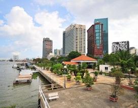 """TPHCM: Bến Bạch Đằng thành """"phố đêm"""" ẩm thực"""