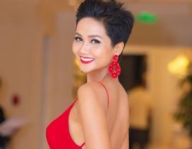 """Hoa hậu H'Hen Niê """"Chưa yêu ai, trả nợ cho bố mẹ"""""""