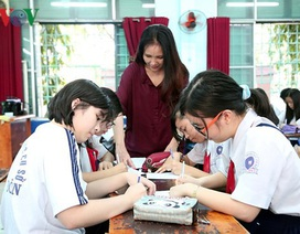 Học sinh Hà Nội quay cuồng học thêm trước kỳ thi vào lớp 10