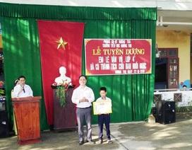 Thừa Thiên Huế: Tặng bằng khen cho học sinh cứu 3 bạn đuối nước