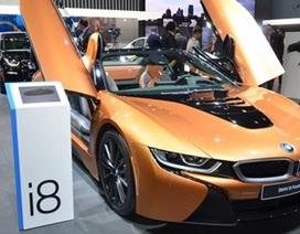 Lỗi cáp sạc trên xe BMW có thể gây điện giật