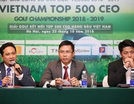 Giải golf VCG500 2018-2019: Tiếp đà thành công và đẳng cấp