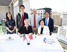 Bệnh viện Quốc tế tiêu chuẩn Mỹ đầu tiên tại Việt Nam