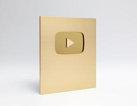 Nhãn hàng tiêu dùng nhanh đầu tiên của Đông Nam Á nhận giải thưởng Nhà sáng tạo Vàng Youtube