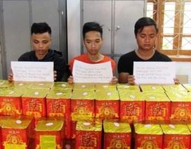 Vượt hàng trăm cây số từ Bắc Giang vào Nghệ An để buôn pháo lậu