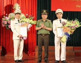 Phó Giám đốc Công an Hải Dương được bổ nhiệm làm Giám đốc Công an Phú Thọ