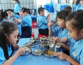 Thực phẩm từ chuỗi an toàn được ưu tiên cho trường học