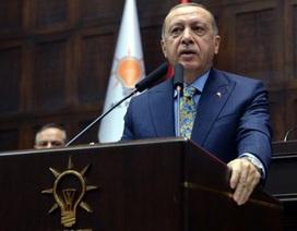 Tổng thống Thổ Nhĩ Kỳ: Hai nhóm người Ả rập Xê út được cử đến giết nhà báo
