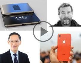 iCloud bị sập trên diện rộng, huyền thoại thiết kế Philippe Starck đến Việt Nam