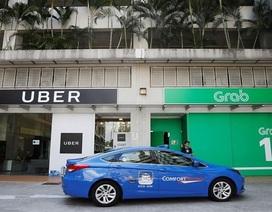 """Taxi truyền thống giục Bộ Công Thương sớm kết luận vụ Grab """"thâu tóm"""" Uber"""