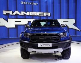 Ford Ranger Raptor chốt giá gần 1,2 tỉ đồng