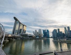 """Singapore lập cơ quan """"cạnh tranh"""" Vành đai và Con đường của Trung Quốc"""