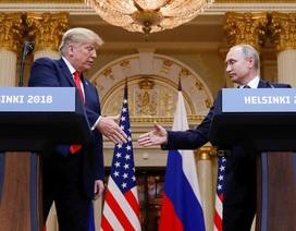Ông Trump và ông Putin có thể gặp nhau vào tháng tới giữa lúc căng thẳng