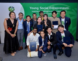 Đại diện Việt Nam lọt top 7 chương trình doanh nhân xã hội trẻ (YSE) 2018