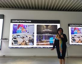 Samsung ra mắt loạt sản phẩm LED chuyên dụng dành cho thương mại