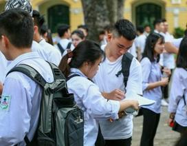 Bỏ cộng điểm khuyến khích vào lớp 10: Kết quả tuyển sinh sẽ khách quan hơn