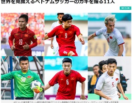 Báo Nhật Bản chỉ ra 11 người giúp bóng đá Việt Nam nâng tầm