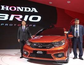"""Từ xe đua F1 đến """"tí hon"""" Brio - Honda mang """"cả thế giới"""" đến Vietnam Motor Show 2018"""