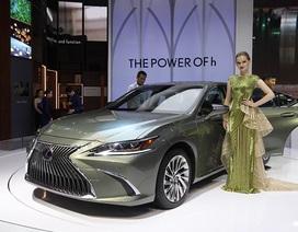 Đẳng cấp Lexus gây ấn tượng mạnh tại Triển lãm Ôtô Việt Nam 2018
