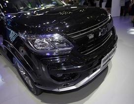 Perfect Black - Gói phụ kiện cá tính cho Chevrolet Trailblazer