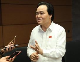 Bộ trưởng Phùng Xuân Nhạ: Kết quả lấy phiếu tín nhiệm là động lực cố gắng