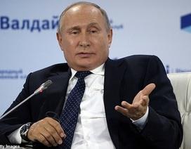 Tổng thống Putin: Mỹ mất dần vị trí thống lĩnh vì hàng loạt sai lầm