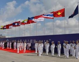 Việt Nam nói về cuộc tập trận hải quân với ASEAN và Trung Quốc