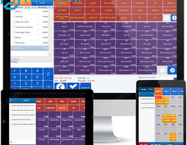 Phần mềm quản lý bán hàng cho nhà hàng, cafe, siêu thị bán lẻ của Relipos