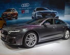 Audi A7 - Tinh hoa công nghệ Đức