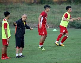 Đội tuyển Việt Nam xả trại, HLV Park Hang Seo tiết lộ ngày chốt danh sách