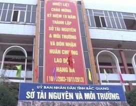 """Bắc Giang: Cần xử phạt doanh nghiệp coi môi trường là """"trò đùa""""!"""