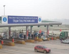 VEC bác bỏ nghi vấn phạm tội công nghệ cao trong thu phí cao tốc Nội Bài - Lào Cai
