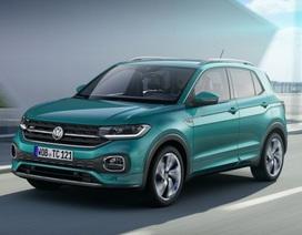 """Volkswagen T-Cross - """"Tí hon"""" trên thị trường SUV"""