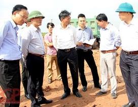 """Phó chủ tịch tỉnh Bắc Giang trực tiếp thị sát, thúc tiến độ cung đường giao thông """"huyết mạch"""""""