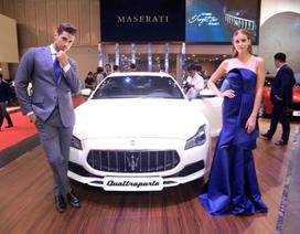 """Maserati mang """"làn gió Địa Trung Hải"""" đến Triển lãm ô tô Việt Nam 2018"""
