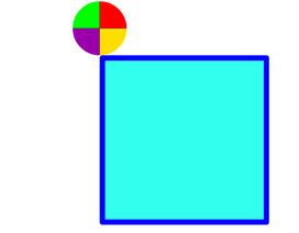 """Toán tương tác: Đáp án bài """"Hình tròn lăn trên hình vuông"""""""