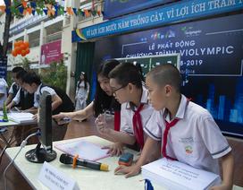 Ứng dụng công nghệ mới nhất vào cuộc thi Toán học và Vật lý trên Internet