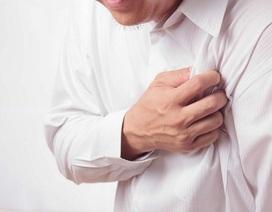 Thiếu máu cơ tim gặp rủi ro ngay cả khi không có triệu chứng