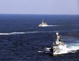 Lo ngại sự cố nghiêm trọng, nguy cơ va chạm vũ trang trên Biển Đông