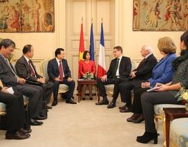 Kinh tế là trụ cột ưu tiên trong quan hệ Việt Nam - Pháp