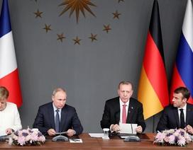 Tổng thống Putin quyết tâm tiêu diệt tàn dư khủng bố ở Syria