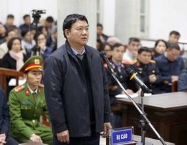 Ông Đinh La Thăng và đồng phạm còn phải thi hành án trên 800 tỷ đồng