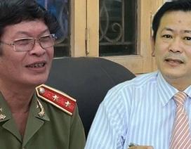 Đang giải quyết đơn tố cáo của Trung tướng Hữu Ước với luật sư Trần Đình Triển