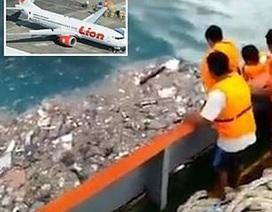Máy bay Indonesia chở 189 người gặp nạn mới thực hiện 800 giờ bay