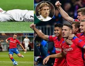 Real Madrid gục ngã đau đớn trước CSKA Moscow tại nước Nga