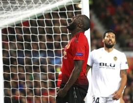 Man Utd chia điểm trong trận cầu không bàn thắng trước Valencia